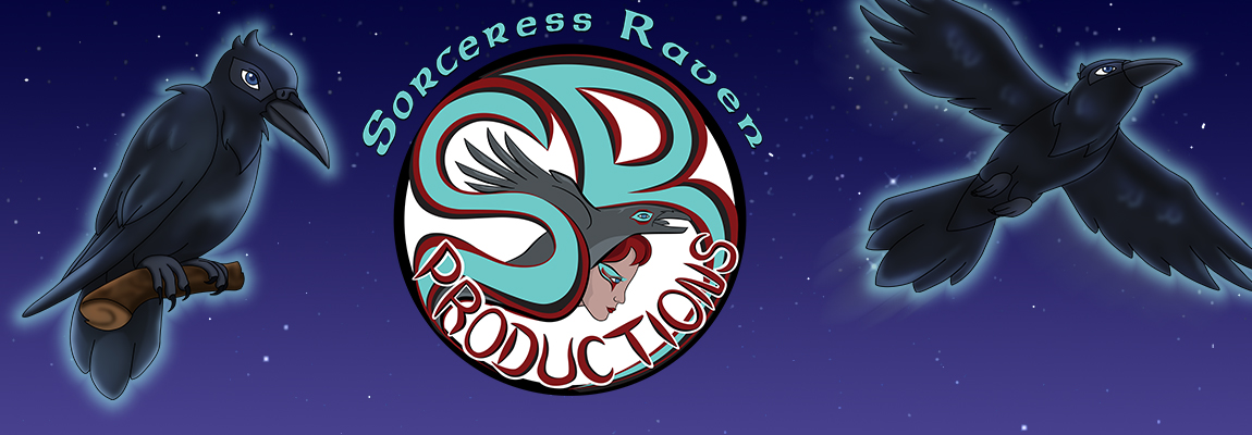 Sorceress Raven Productions - 2D & 3D Animation and Design.